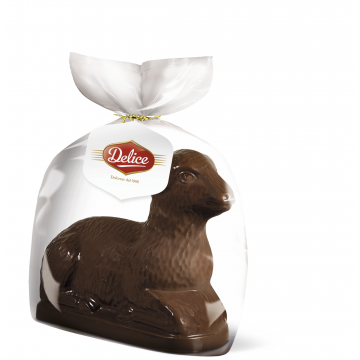Agnello al latte decorato a...